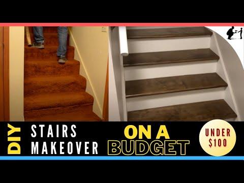 DIY: Home Staircase Renovation