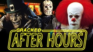 Four Creepy Hidden Truths Behind Popular Scary Stories | After Hours
