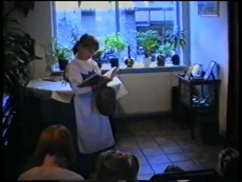 Nadja verjaardag 1994 deel 1
