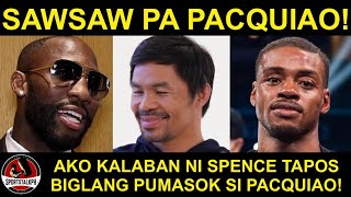Yordenis Ugas, masama ang loob na bigla bigla nalang babalik si Pacquiao sa boxing!