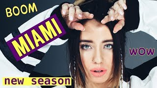 ♡DoDo VLOG♡ : MIAMI. new season