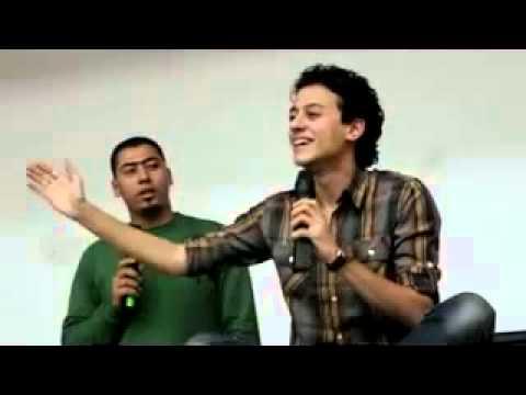 قمر سيدنا النبى - ندوة جامعة الاسكندرية
