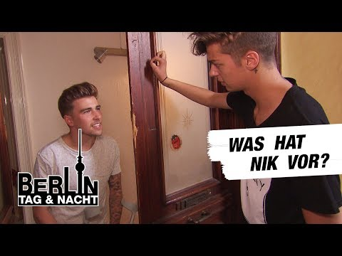 Berlin - Tag & Nacht - Nik entführt Pascal! #1491 - RTL II