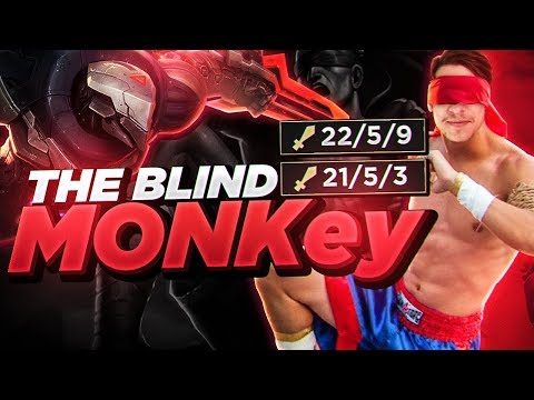 LL STYLISH | THE BLIND MONKey (UNRANKED TO CHALLENGER)