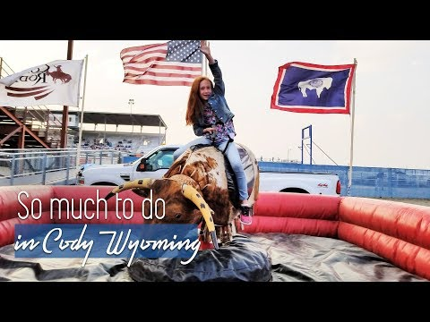 Cody Wyoming, So Much To Do, So Little Time