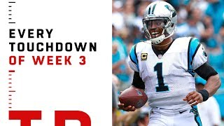 Every Touchdown from Week 3   NFL 2018 Highlights