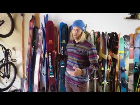 Cody Townsend shares the only three skis you'll ever need - AwayCo