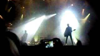 Dead by Sunrise - Crawl back in,My Suffering,fire - Stuttgart live