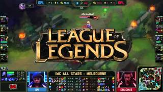 International Wildcard All-Star 2015 Day 1 - GPL vs OPL