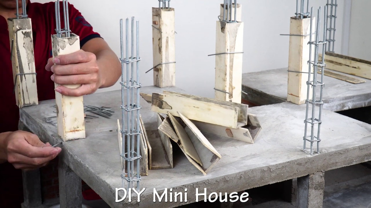 How To Build The Second Floor Of House Diy Mini 6