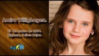 Amira Willighagen - Personaje del día