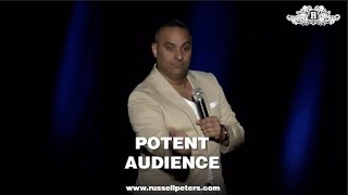 Potent Audience | Russell Peters