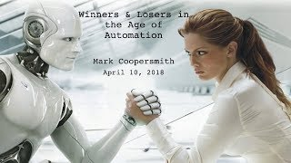Winners and Losers in the Age of Automation