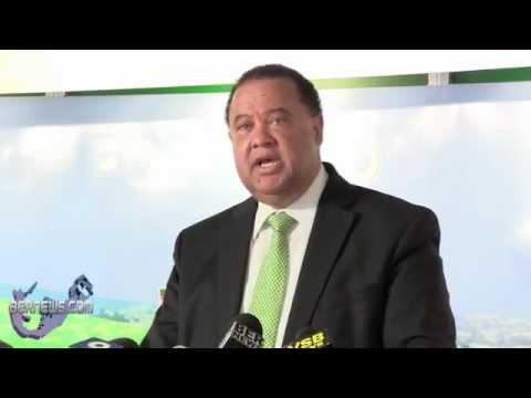 Minister Wayne Furbert At PLP, Dec 7 2012