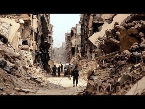 بالفيديو: الدمار في مخيم اليرموك يحول دون عودة اللاجئين الفلسطينيين إليه…  - نشر قبل 14 ساعة