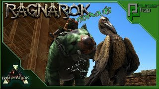 Ark: Ragnarok Nomads 48 - SOLO OTTER AND ICHTHYORNIS TAMING