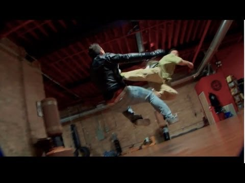 DOGFIGHT  HD  Martial Arts Short Film