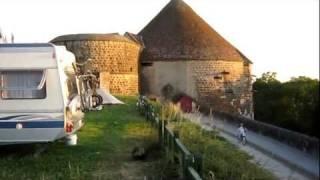 Langres, Camping Navarre, France