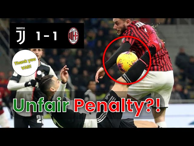 Milan 1-1 Juventus | Penaldo scores yet another VAR goal | Semi-finals Coppa Italia | FNR Podcast #5