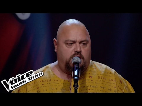 Fatman - Walking In Memphis | Blind Audition | The Voice SA Season 2