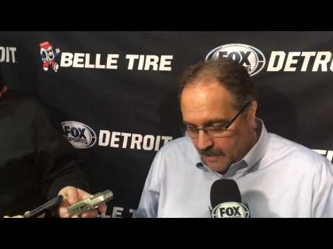 SVG reacts to Pistons' 102-89 loss to Bucks