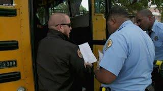 NOLA Public Schools plans enforcement of bus inspections