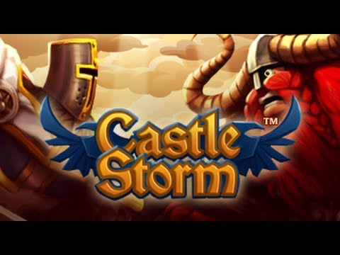 CastleStorm - Free to Siege - Битвы Замков на Android ( Review)