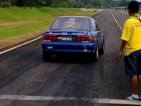 Sandakan Drag Race 2012.QA Putatan Evo3 VR4..