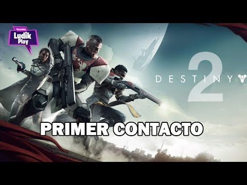 DESTINY 2 GRATIS, VAMOS A PROBARLO! | PRIMER CONTACTO | Gameplay español