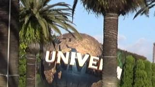 ユニバーサル・スタジオ・ジャパン Universal Studios Japan gate BGM ...