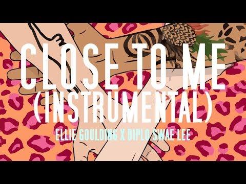 Ellie Goulding, Diplo, Swae Lee – Close To Me (Instrumental Remake)