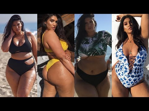 PLUS SIZE SWIMSUIT TRY ON HAUL| LA'TECIA THOMAS