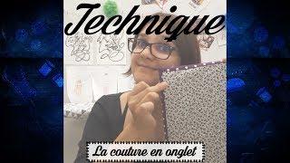 Pour me soutenir : https://fr.tipeee.com/thefourmi-creations La couture en onglet, un nom barbarepour résumer une technique qui vous permettra d'avoir de ...