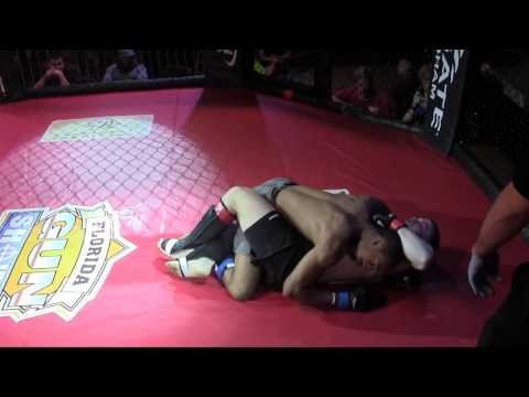 Combat Night XXVI - Akeem McAfee vs Zachary Mucha