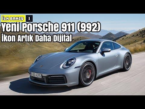 Yeni Porsche 911 (992) | İkon Artık Daha Dijital | İlk Bakış (English Subtitled)
