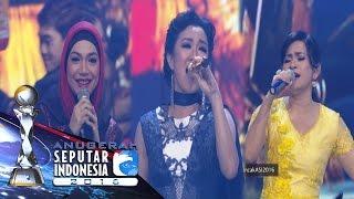 Indah - Melly - Ikke | Cinta Indonesia & Jika Kita Bersama | Anugerah Seputar Indonesia 2016