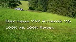 Der neue Amarok V6
