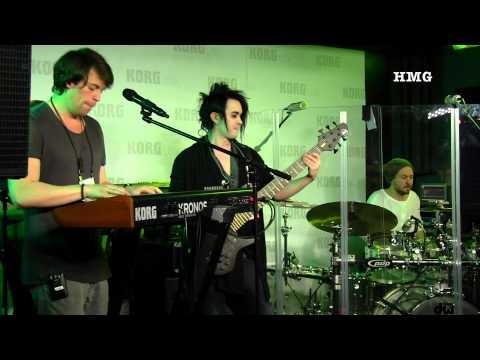 Dirty Loops - Circus - w/ Henrik Linder on Bass - (HD) - NAMM SHOW 2015