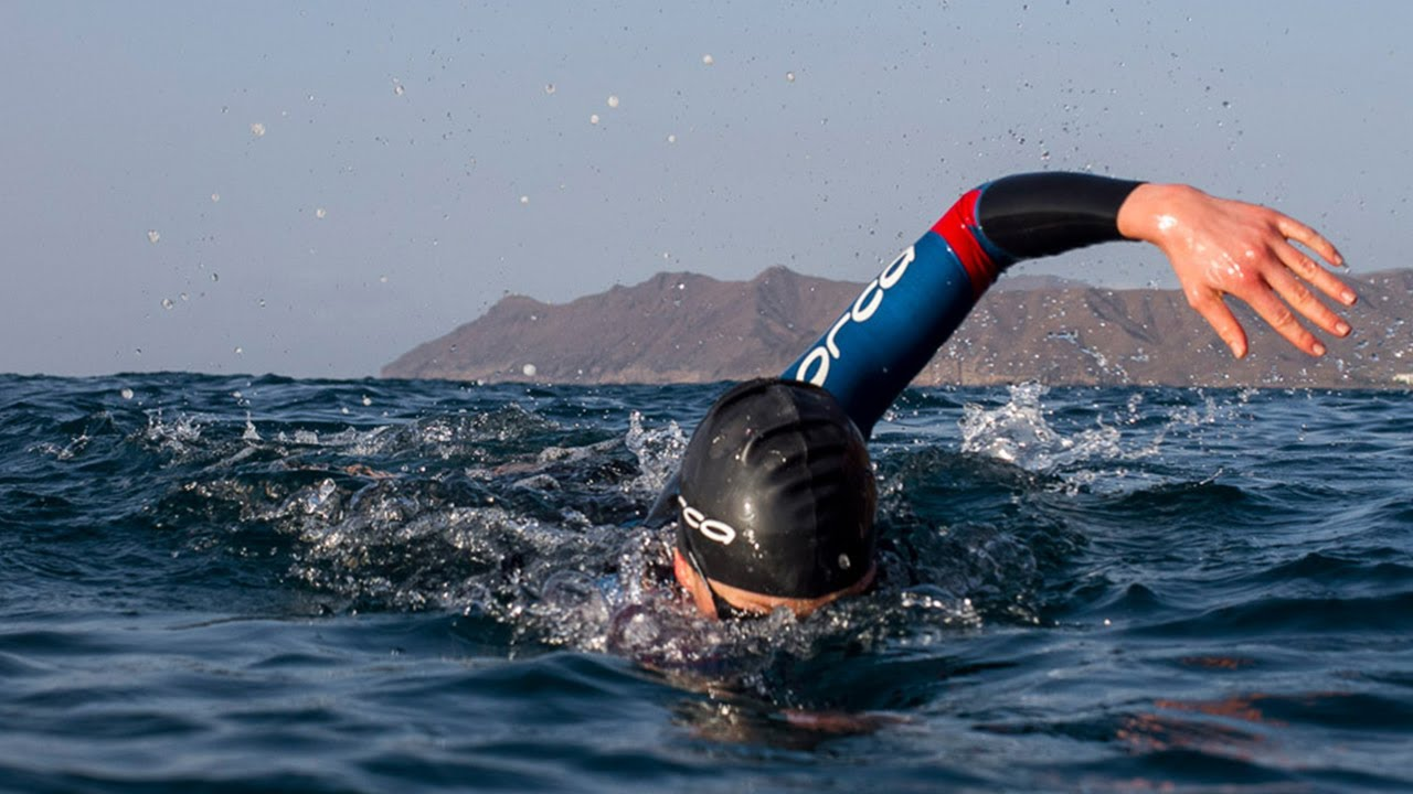 open water simning