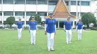 Senam Riau Sehat