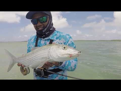 BONEFISH FLY FISHING COCOS (KEELING) ISLANDS