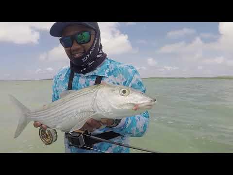 BONEFISH FLY FISHING COCOS (KEELING) ISLANDS