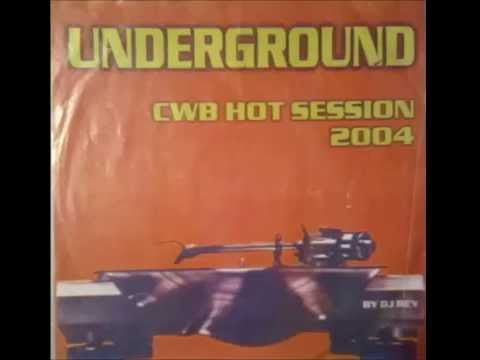 UNDERGROUND CWB HOT SESSION CD COMPLETO