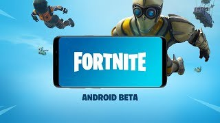 How to get Fortnite Beta On Android ( Download link!! )