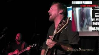 The Covenant live at Amsterdam Songwriters Circle - Bloody Cash