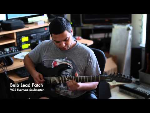 Bulb and Nolly's Axefx II v9 Patch Demos