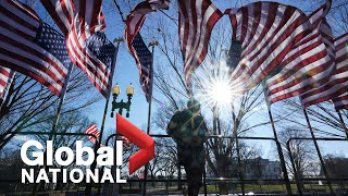 Global National: Jan. 19, 2021 | Stage set for inauguration of 46th US president