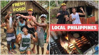 FILIPINO FRIENDS Cook Delicious FOOD | Foreigners Experience LOCAL PHILIPPINES