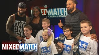 """When The Usos & Naomi say """"Uce!"""" The Boys & Girls Club of America says """"O!"""""""