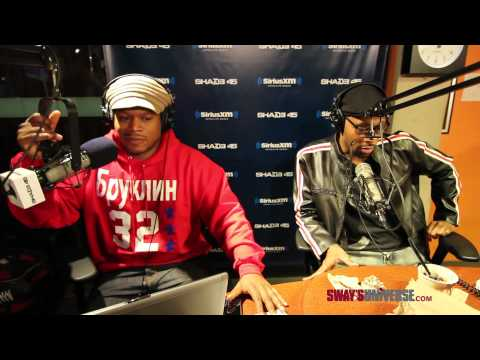 Rza Kicks a Freestyle on #SwayInTheMorning